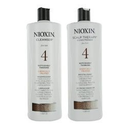 Nioxin System 4 Cleanser & Scalp Therapy