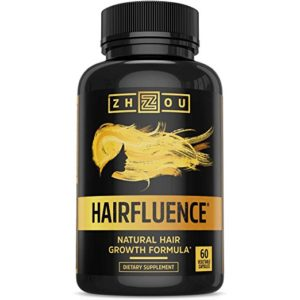 HAIRFLUENCE - All Natural Hair Growth Formula