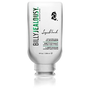 Billy Jealousy LiquidSand Exfoliating Facial Cleanser